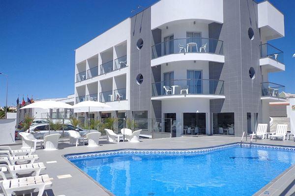 KR Albufeira Lounge - logies en ontbijt Albufeira Portugal