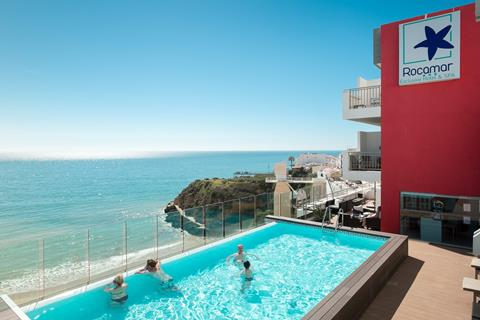 Rocamar Exclusive & Spa Algarve Albufeira Portugal